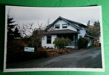 TWILIGHT FORKS WASHINGTON HOME OF THE SWANS BLUE HOUSE MOVIE 4x6 PHOTO POSTER