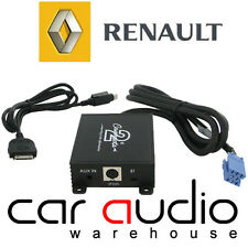 Connects2 Ctarnipod003.3 RENAULT KANGOO 2000 & GT Voiture Adaptateur d'interface iPod iPhone