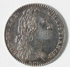 JETON DE PRESENCE DES ETATS DE BRETAGNE - ARGENT - LOUIS XV - 1768 - 6,5 g