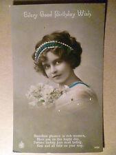 Greeting Postcard: Every Good Birthday Wish (Printed in Germany)