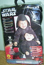 Star Wars HALLOWEEN COSTUME Infant toddler - DARTH VADER 1- 2 year 12 months new