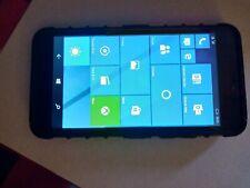 Microsoft Lumia 650 -16gb (unlocked) Smartphone 4g Dual SIM Black Colour