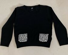 ladies jumpers Black Size Small
