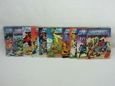 MOTU,COMMEMORATIVE MINI COMIC LOT,Masters of the Universe,he-man