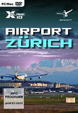 Airport Zurich X-Plane 10