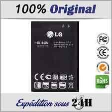 Batterie Originale LG Optimus Black P970 Optimus L3 E400   BL-44JN