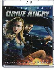 Blu-ray DISC NICOLAS CAGE DRIVE ANGRY
