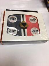 Copag WSOP 2017 Playing Cards Plastic New