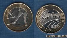 Finlande – 5 Euro 2016 Sport VI Ski de fond – Finland