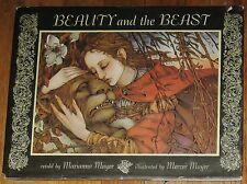 Beauty and the Beast ~ Mariana Mayer ~ Mercer Mayer ~ vintage hbdj