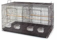 Brand New Canary Finch Breeding Cage Carrier with Divider * ED403