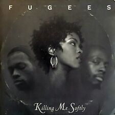 Fugees CD Single Killing Me Softly - Europe (VG/EX)