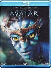 Avatar 3D - Limited Edition (Blu-Ray 3D/2D + DVD)