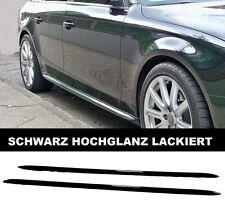 Für Audi A5 Sportback Seitenschweller Leisten Seitenleisten S-Line Schweller I56