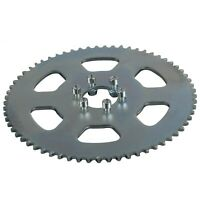 Rear Sprocket 65T 37mm fo #35 Chain for Scooter Mini Bike Mini Dirt Pit Bike ATV