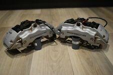 Étriers Porsche Cayenne Turbo 18ZR 18ZL Brembo 6 pistons Calipers 6 pots