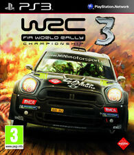 WRC 3: FIA World Rally Championship 3 ~ PS3 (in Great Condition)