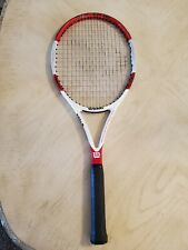 Wilson 6 1 95 S Spin Effect Tennis Racket 4 3/8