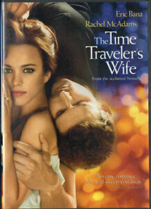 The Time Traveler's Wife - REGION 1 DVD - FREE POST!