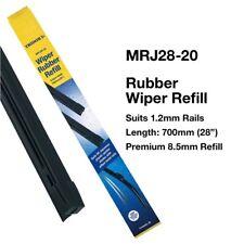 """Tridon Wiper Refill - MRJ28-20. 28"""" Wiper Refill. Box of 20. High Quality. 8.5mm"""