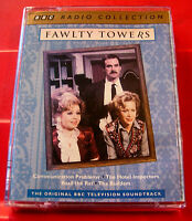 Fawlty Towers 1 2-Tape Audio Communication/Hotel Inspectors/Basil Rat/Builders