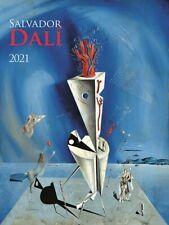 2021 SALVATOR DALI calendar 13 cart