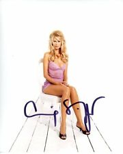 CLAUDIA SCHIFFER signed autographed photo