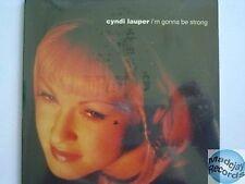 CYNDI LAUPER I'M GONNA BE STRONG CD SINGLE card sleeve EPC 661137 1 new neuf