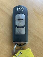 Mazda 2 DL 2016 remote key