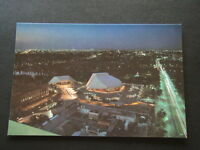 TWILIGHT OVER ADELAIDE FESTIVAL THEATRE POSTCARD