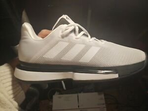 ADIDAS Soulmatch Bounce Tennis Shoes (Size 12)