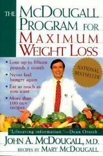 The McDougall Program for Maximum Weight Loss, McDougall, John A., Good Book