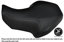 BLACK AUTOMOTIVE VINYL CUSTOM FITS SUZUKI LT 80 1987-2005 SEAT COVER ONLY