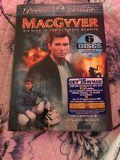 New listing MacGyver: Season 2
