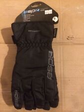 rsp winter waterproof reflective gloves black small cycling