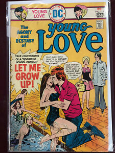 YOUNG LOVE 117 ~ Graded FN/VF 7.0