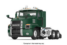 1/64 FIRST GEAR GREEN MACK ANTHEM DAY CAB