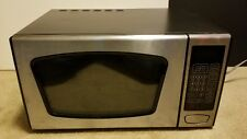 Emerson Mw8991Sb 900W 0.9 Cubic Feet Stainless Steel Microwave Oven