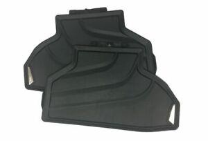 Original BMW X5 F15 par Tous les Temps Paillassons Arrière Tapis Kit à Gauche +