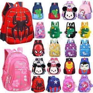 Toddler Baby Kids Girls Backpack Boy Travel Shoulder School Bag Rucksack Outdoor