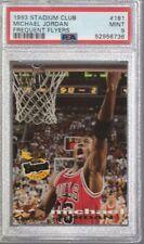 1993/94 Stadium Club Frequent Flyers Michael Jordan #181 PSA 9