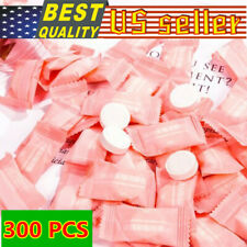 300 PCS Disposable Travel Towel Compressed Face Towel Mini Damp Napkin Towel USA