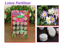 70 g.,14 Pcs Golden Flower Lotus Flowering Plants Food Sticks Fertilizer Tablet