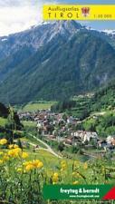 Tirol, Ausflugsatlas 1:50.000 von Bianca Snitily (2006, Taschenbuch)