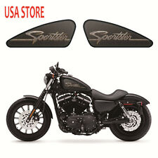 USA STORE Pair Fuel Tank Stickers Decals For Most Harley Sportster 883 1200