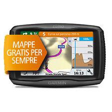 NAVIGATORE PORTATILE GPS GARMIN ZUMO 595 LM EUROPA MOTO BMW R 1200 GS