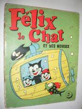 FELIX le chat et ses neveus n° 3 - AZUR - septembre 1960 -