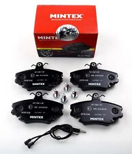 MINTEX FRONT AXLE BRAKE PADS FOR PEUGEOT RENAULT ALPINE MDB1628 FAST DISPATCH