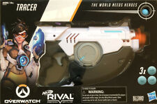 Nerf Rival Overwatch Tracer Pistol NEW Sealed Precision Battling +20 Ammo