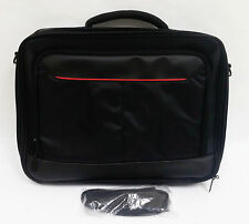 """New Universal 17"""" Laptop Messenger Bag - With Shoulder Strap - Heavy Duty"""